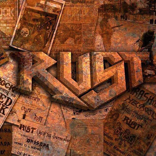 RUST – Nothing To Do... (CD)