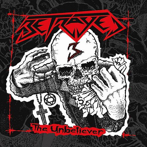 Betrayed - The Unbeliever  (CD)