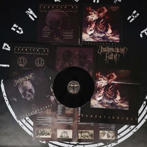 """Unaussprechlichen Kulten - Teufelsbücher (Gatefold Black Vinyl 12"""")"""