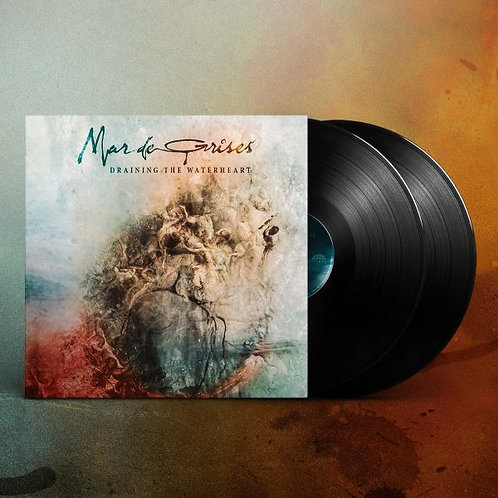 "MAR DE GRISES - Draining The Waterheart (Gatefold DLP Black Vinyl 12"")"