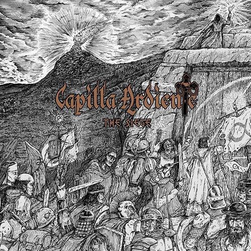 """CAPILLA ARDIENTE - The Siege  (Black Vinyl 12"""")"""