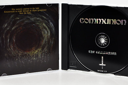 COMMUNION - The Communion (CD)