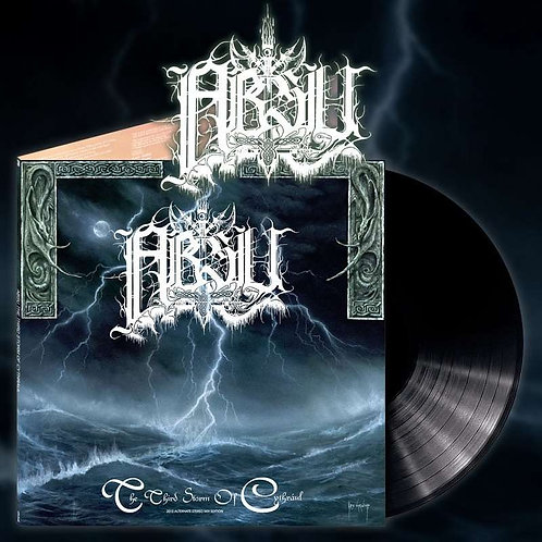 "ABSU - The third storm of cythraul (Gatefold Black Vinyl 12"")"