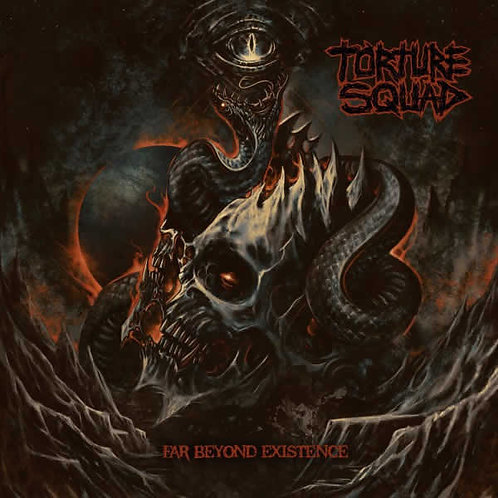 Torture Squad - Far beyond existence (CD)