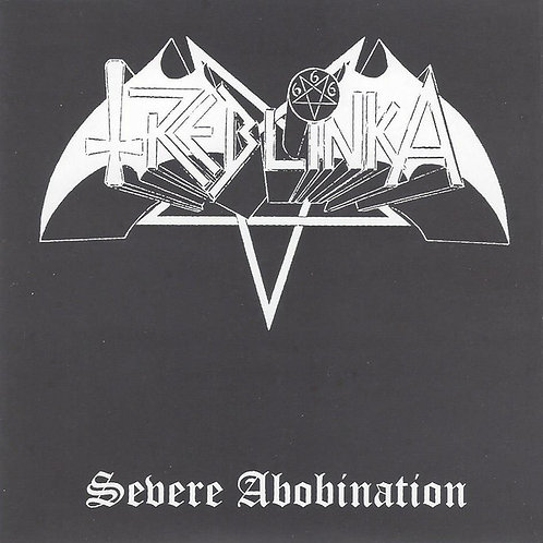 TREBLINKA - Severe Abomination (CD)