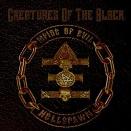 """MPIRE OF EVIL (Ex-VENOM) - Creatures of the (Gatefold Black Vinyl 12"""")"""