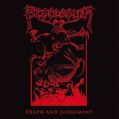 "PROCESSION - Death and Judgement  (Black Vinyl 12"")"