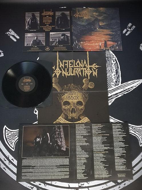 "Infernal Conjuration - Infernale Metallum Mortis""(Black Vinyl 12"")"