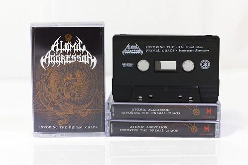 ATOMIC AGGRESSOR - Invoking The Primal Chaos (Tape)