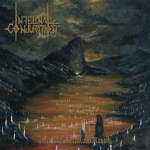 "INFERNAL CONJURATION ""Infernale Metallum Mortis"" (CD)"