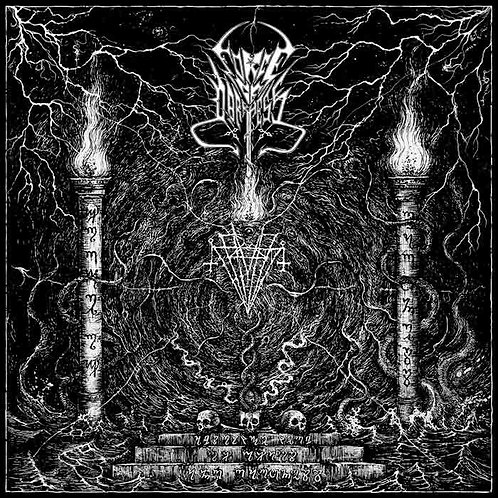 """FORCE OF DARKNESS - Absolute Verb of Chaos and Darkness (Black Vinyl 12"""")"""