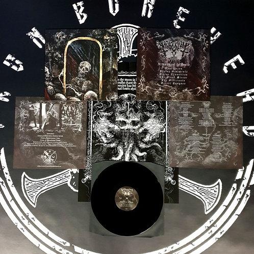 "Invocation - Attunement to Death (MLP + Poster, Black Vinyl 12"")"
