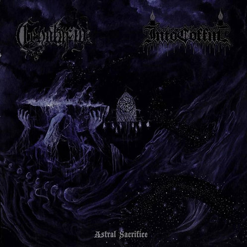 CENOTAFIO / INTO COFFIN - Astral Sacrifice (CD)