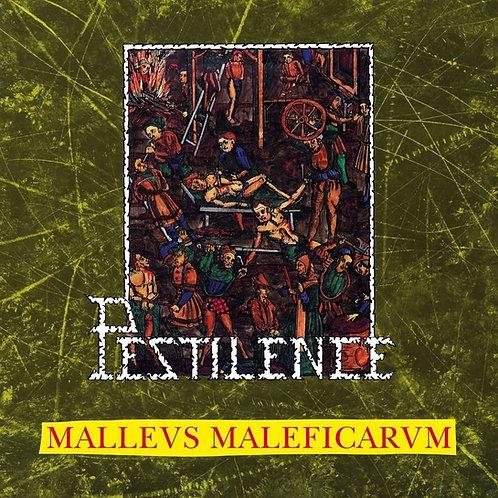 """PESTILENCE - Mallevs maleficarvm  (Black Vinyl 12"""")"""