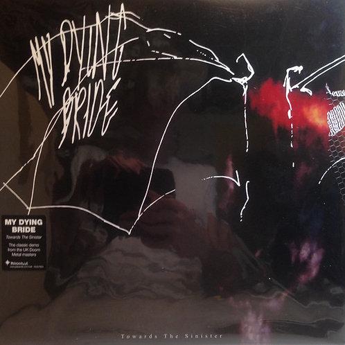 "MY DYING BRIDE  - Toward the sinister (Black Vinyl 12"")"