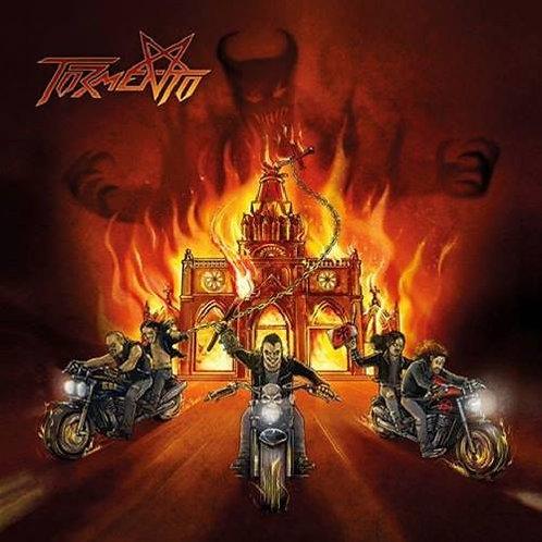 "TORMENTO ""Maldito heavy metal ep + Angel negro demo"" (CD)"