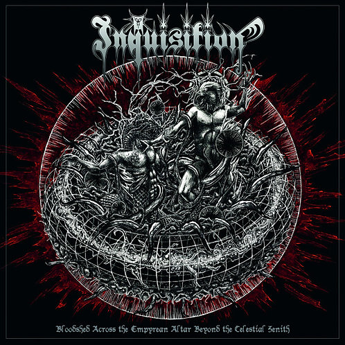 Inquisition - Bloodshed Across the Empyrean Altar Beyond the Celestial Ze.. (CD)