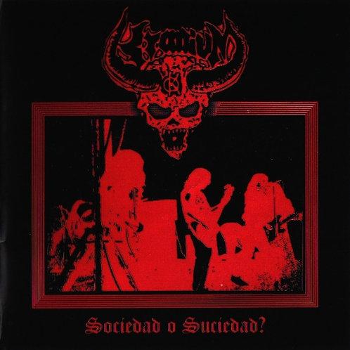 Kranium - ¿Sociedad o suciedad? (CD)