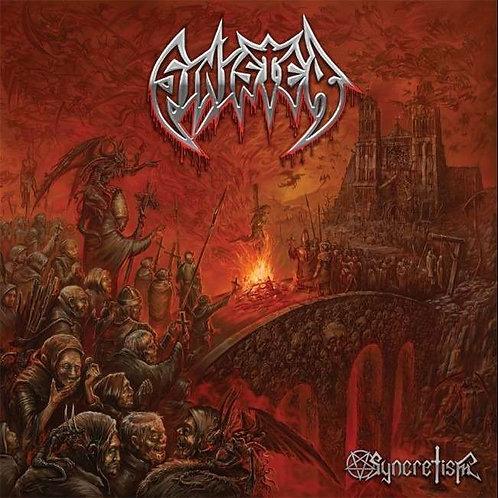 SINISTER - Syncretism (Gatefold Swirl Vinyl