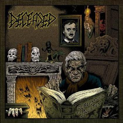 DECEASED - Supernatural Addiction (CD)
