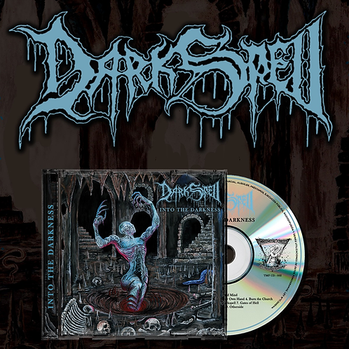 Darkspell - Into The Darkness (CD)