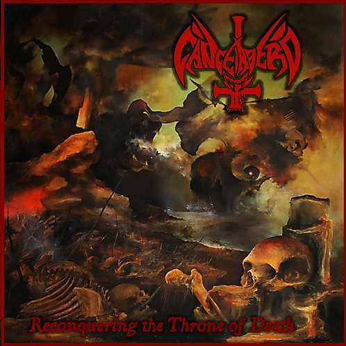 CANCERBERO – Reconquering the Throne of Death (CD)