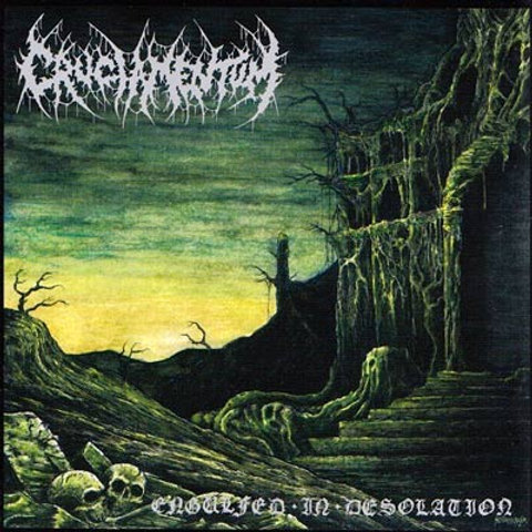 Cruciamentum - Engulfed in Desolation (MCD)