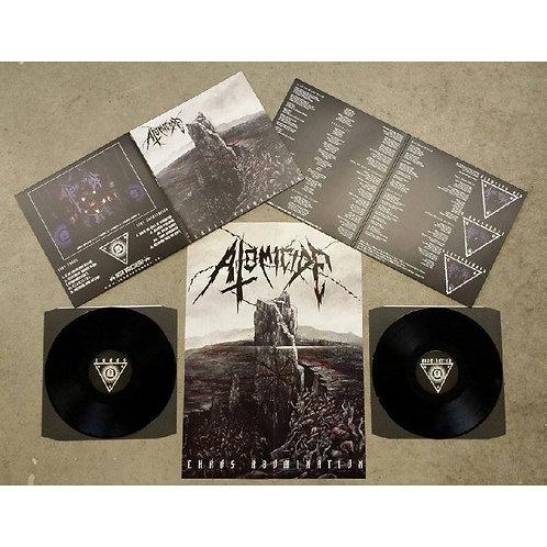 "Atomicide - Chaos Abomination (Gatefold Black Vinyl 12"")"