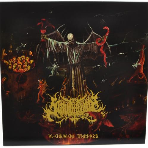 "SLAUGHTBBATH - Alchemical Warfare (12"" Black Vinyl)"