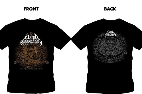 ATOMIC AGGRESSOR - Invoking the primal chaos (POLERA)