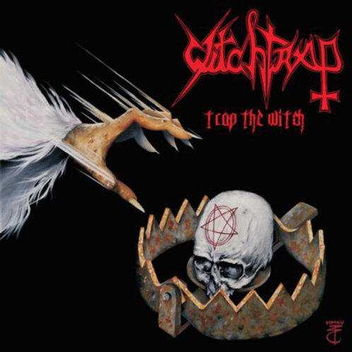 WITCHTRAP - Trap The Witch (CD)