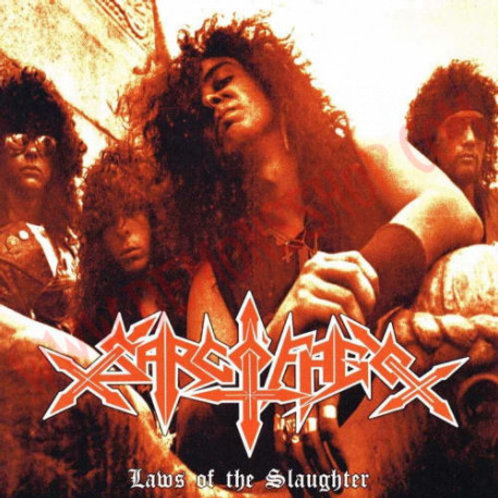 SARCOFAGO - Laws Of The Slaughter (CD)