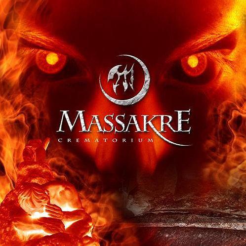 Massakre - Crematorium (CD)
