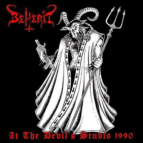 BEHERIT - At The Devil's Studio 1990 (CD)