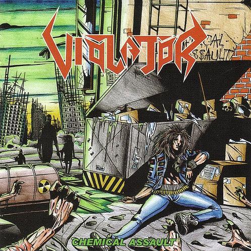 VIOLATOR - Chemical Assault (CD)