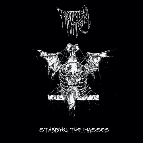 Rotten Hate - Stabbing the Masses (CD)