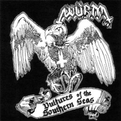 "Würm - Vultures Of The Southern Seas (Vinyl 7"")"