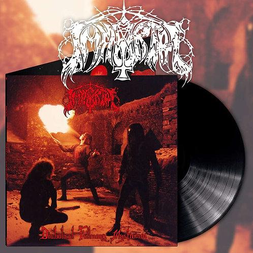 "IMMORTAL - Diabolical fullmoon mysticism (Gatefold Black Vinyl 12"")"