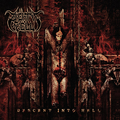 DEATH YELL - Descent Into Hell (CD)