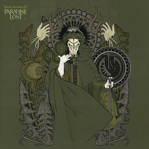 "PARADISE LOST - TRAGIC ILLUSION 25 (Gatefold DLP Black Vinyl 12"")"