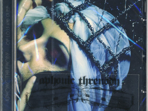 APHONIC THRENODY - Of loss and grief (CD)