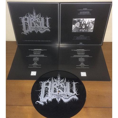 """ABSU - ...And shineth unto the cold cometh (Black Vinyl 12"""")"""