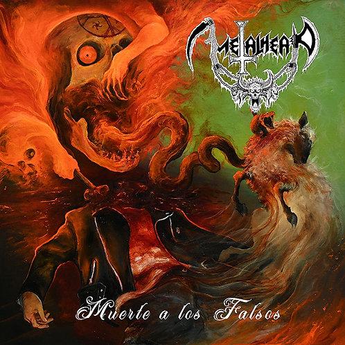 METALHEAD - Muerte a los Falsos (CD)