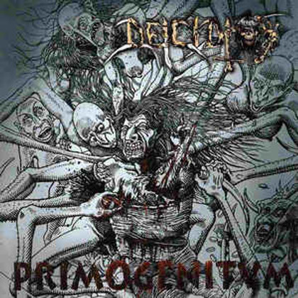 DEICIDIOS	 - Primogenitvm (CD)