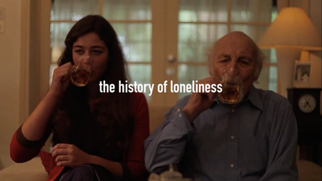 The History of loneliness