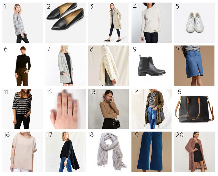 20 Ethical Essentials for Fall Under $200