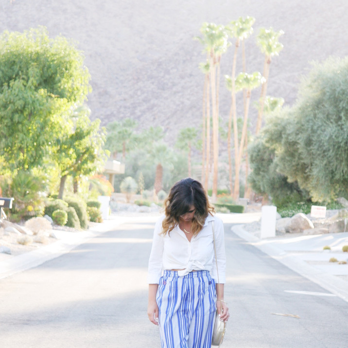 Conscious Style // Palm Springs