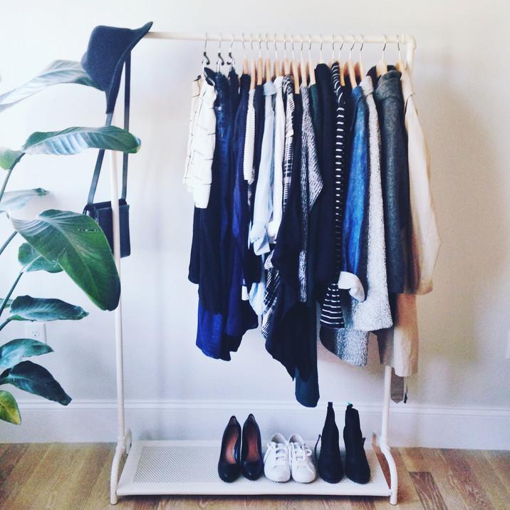 Winter Capsule Wardrobe // Tips + Shop