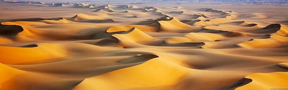 エジプトの砂丘、白い砂漠@いいかべ珪藻土ブログ「砂漠」