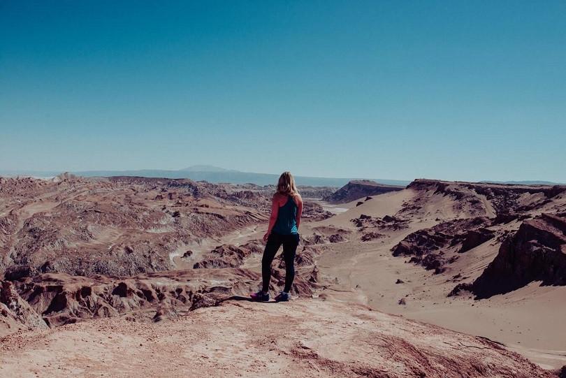 アタカマ砂漠、チリ@いいかべ珪藻土ブログ